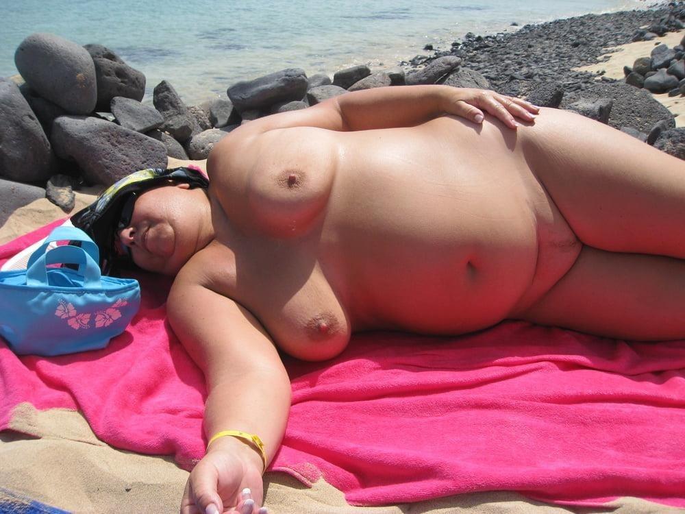 Mature nude beach pic-5754