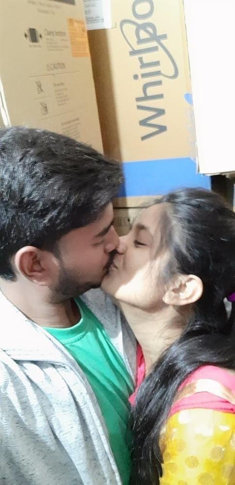 Desi lesbian hot kissing-9485