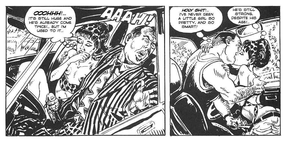 Black and white sex comics-2508