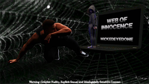 [Wicked-Eyed One] Web of innocence