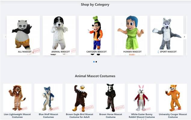 Joy Mascot Costumes Introduces Eye-Catching and Quality Costumes To Match The Personality Of the Wearer And the Occasion