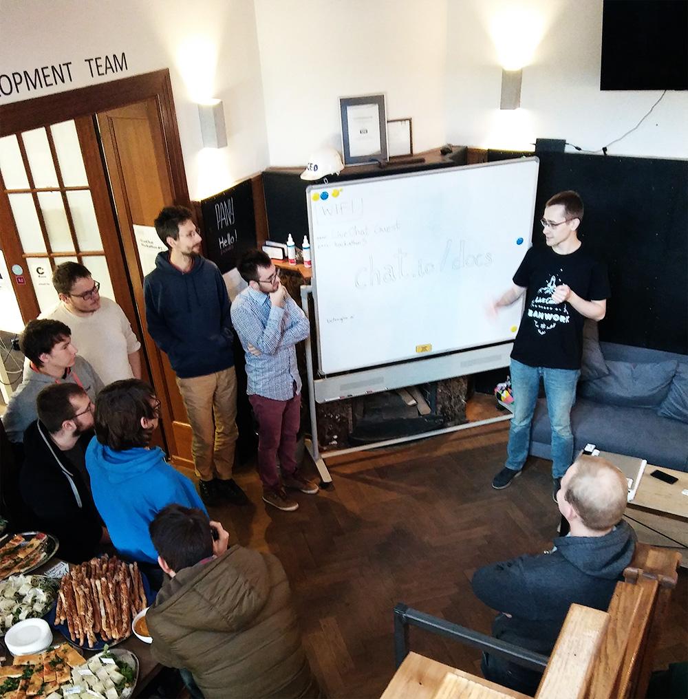 LiveChat Hackathon