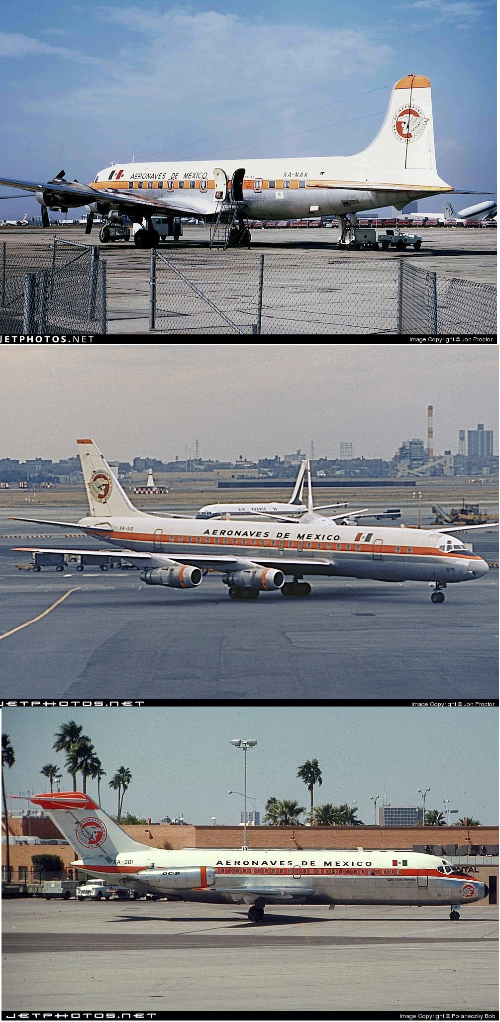 Welcome - Historic Airline Group