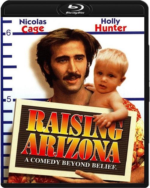 Arizona Junior / Raising Arizona (1987) MULTi.720p.BluRay.x264.DTS.AC3-DENDA / LEKTOR i NAPISY PL