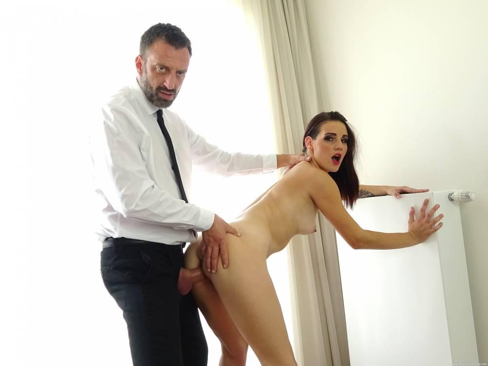 Elena Vega – But You Look Just Like My Dad! – Pascals Sub Sluts [HD]