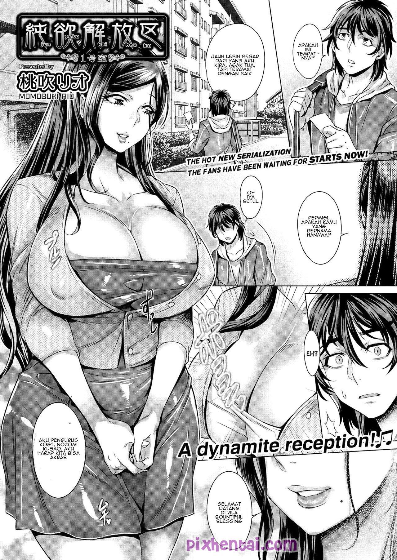 Komik hentai xxx manga sex bokep ibu kost montok dientot fotografer 05