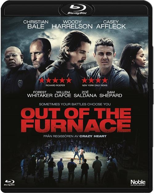 Zrodzony w ogniu / Out of the Furnace (2013) MULTi.720p.BluRay.x264.DTS.AC3-DENDA / LEKTOR i NAPISY PL