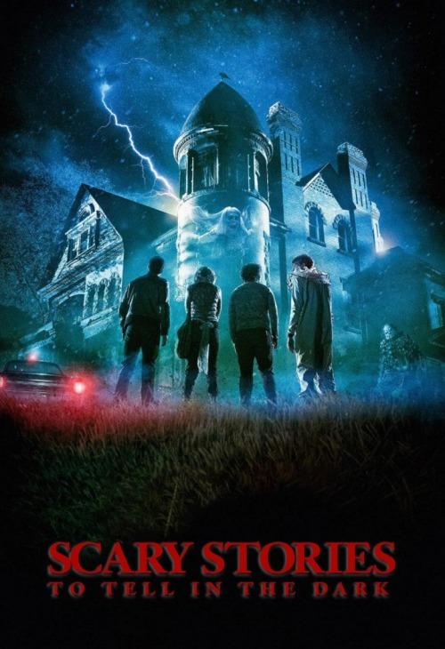 Upiorne opowieści po zmroku / Scary Stories to Tell in the Dark (2019) PL.720p.BluRay.x264.AC3-LTS / Lektor PL