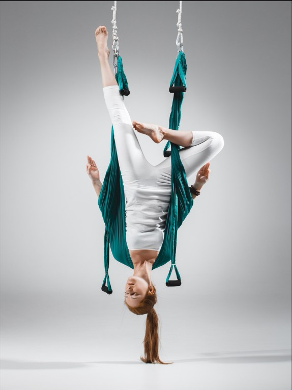 Clubyoga Official Presents A Wide Range of Durable Aerial Yoga Hammocks For Global Yoga Enthusiasts