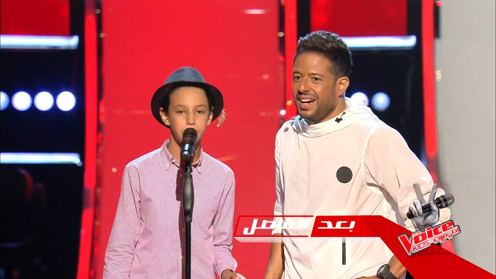 The Voice Kids احلى صوت [ الموسم 3 ] [ الحلقة 4 ] تحميل تورنت 2 arabp2p.com