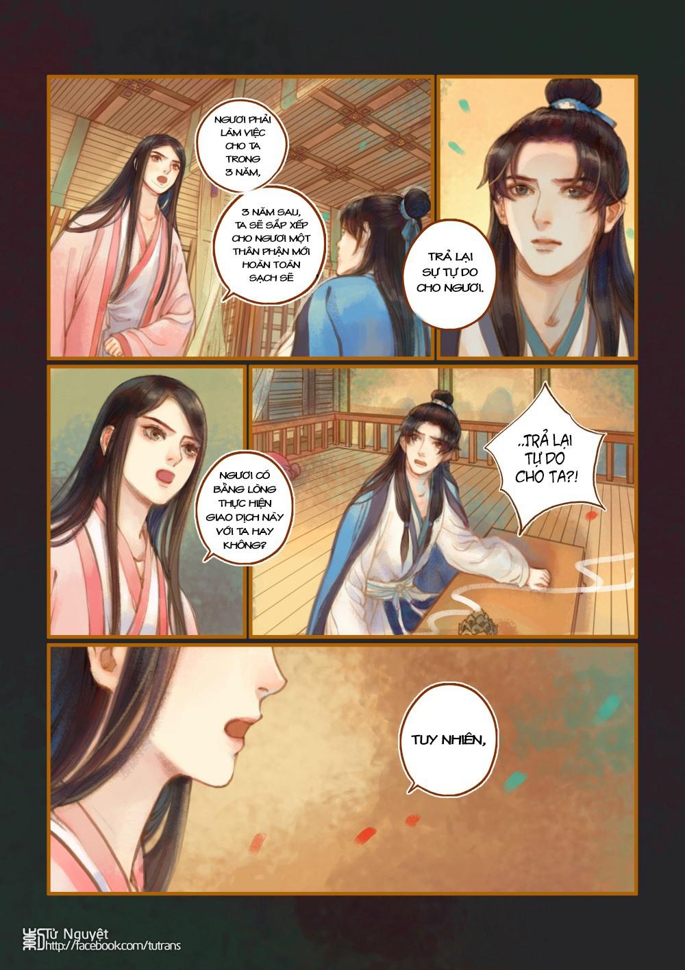 Phượng Tù Hoàng Chapter 16 - Trang 8