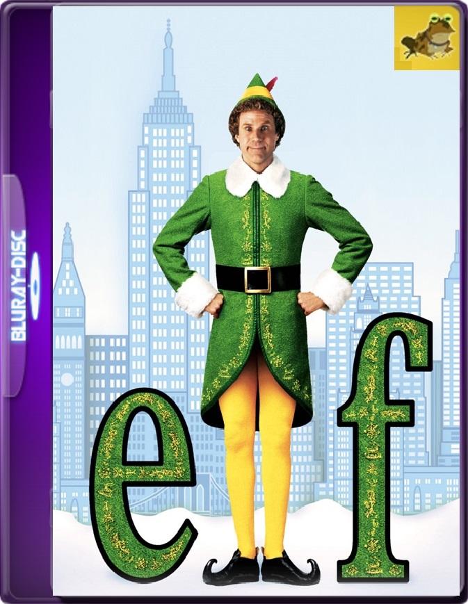 Elf: El Duende (2003) Brrip 1080p (60 FPS) Latino / Inglés