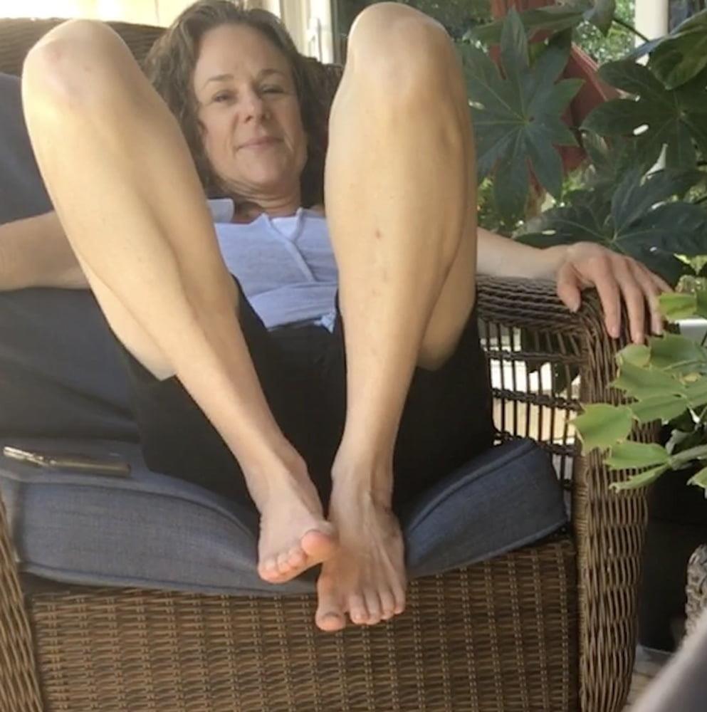 Sexy stepmom feet-6354