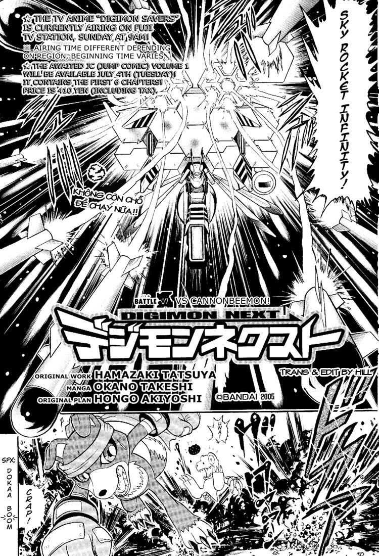 Digimon Next chap battle 007