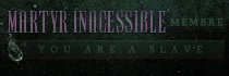 Martyrs Inaccessible