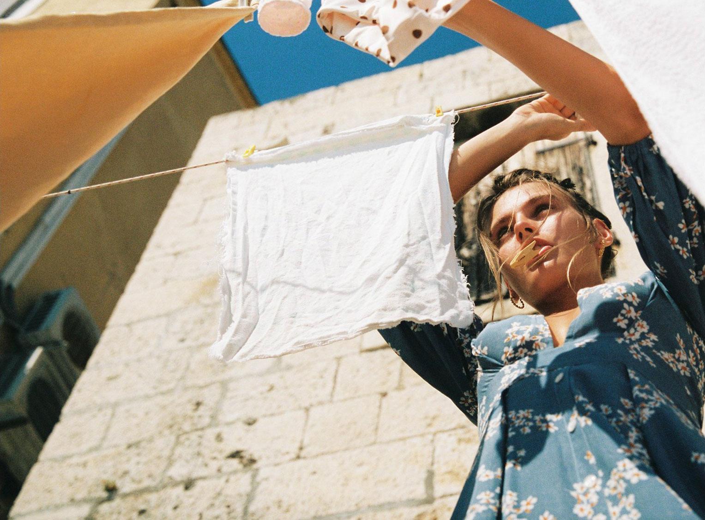Отдыхаем на пляжах Хорватии с фотомоделью Мэдисон Хедрик / фото 11