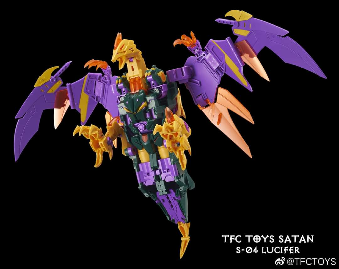 [TFC Toys] Produit Tiers - Jouet Satan (S-01 à S-05) - aka Abominus - Page 2 SadcIYfG_o