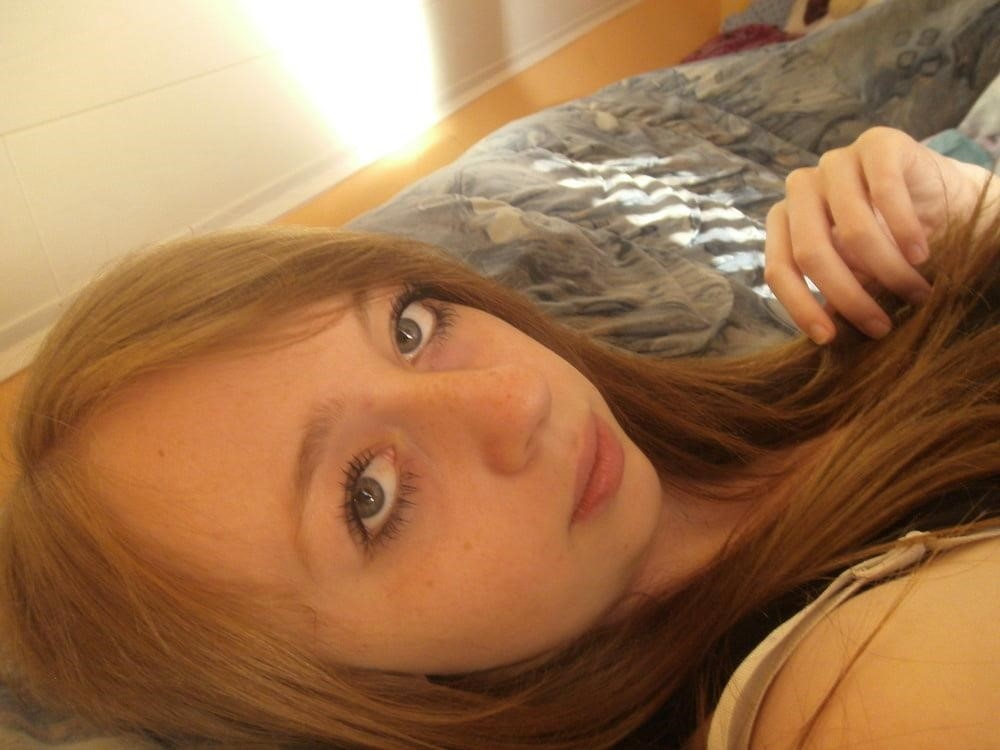 Huge tits nude selfie-5732