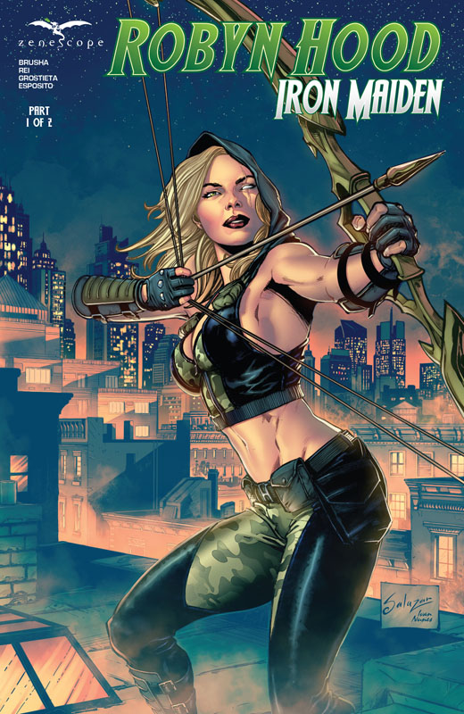 Robyn Hood Iron Maiden 01 (of 02) (2021)