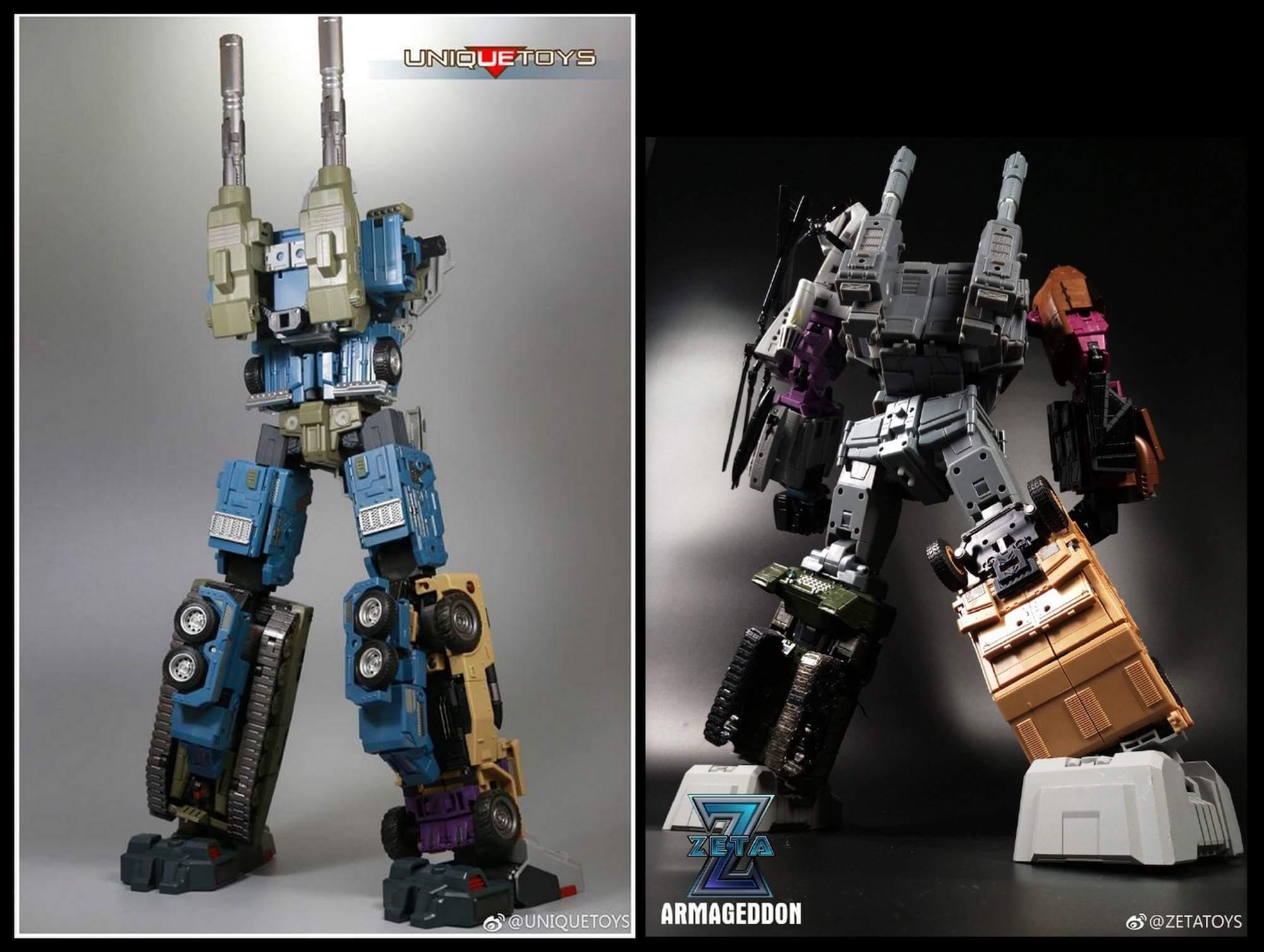 [Zeta Toys] Produit Tiers - Armageddon (ZA-01 à ZA-05) - ZA-06 Bruticon - ZA-07 Bruticon ― aka Bruticus (Studio OX, couleurs G1, métallique) - Page 4 PhFjxxzD_o