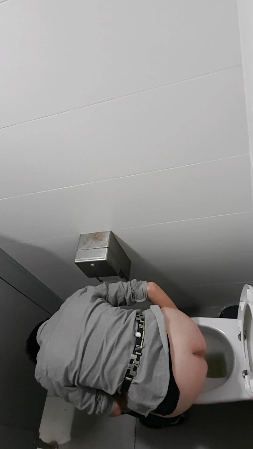 Public toilet spy cam porn-9623