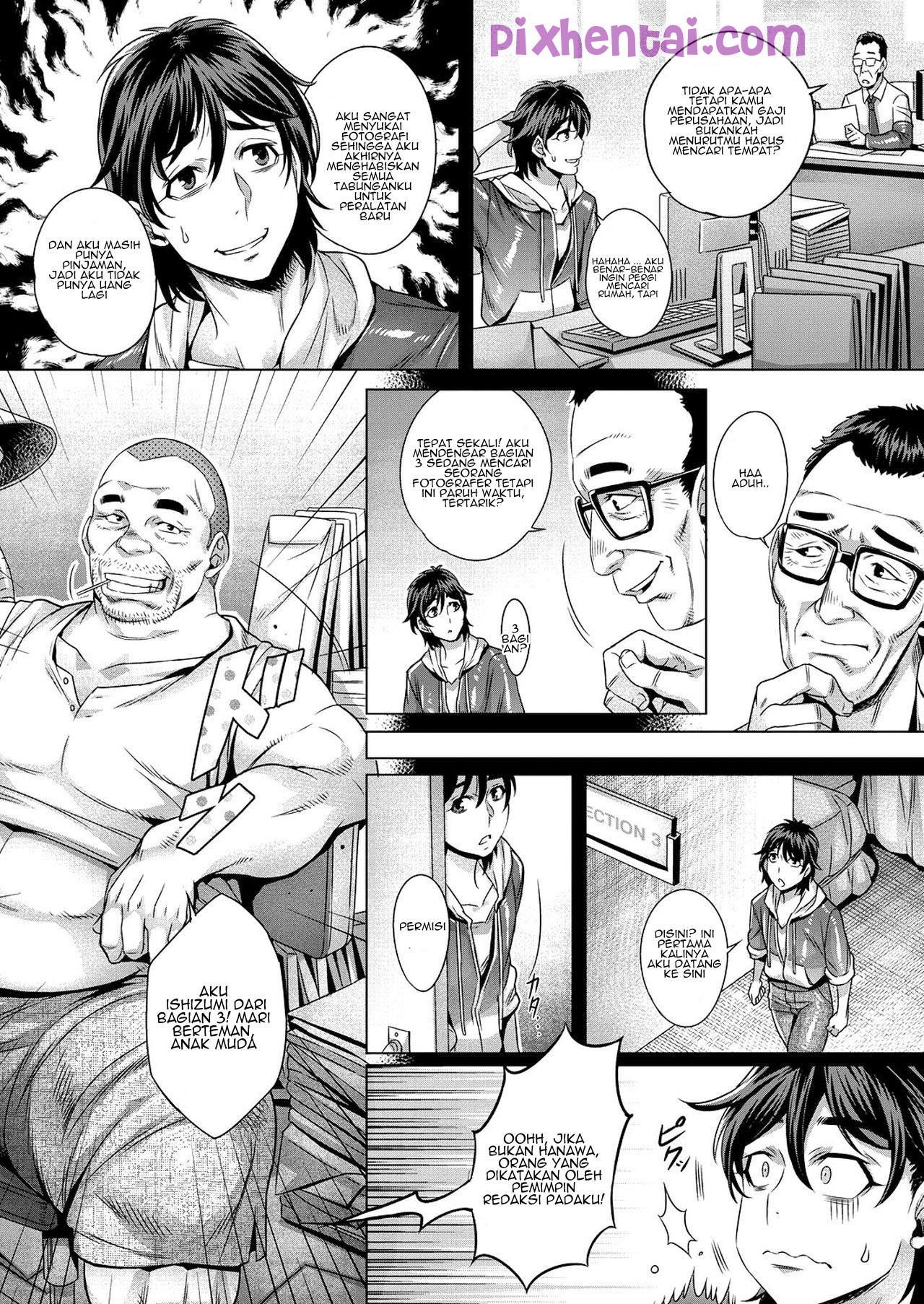 Komik hentai xxx manga sex bokep ibu kost montok dientot fotografer 07