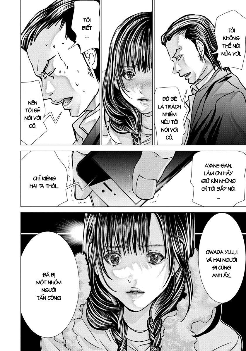 Trái Tim Và Thân Xác - Blush-DC Himitsu Chapter 48 - Trang 6