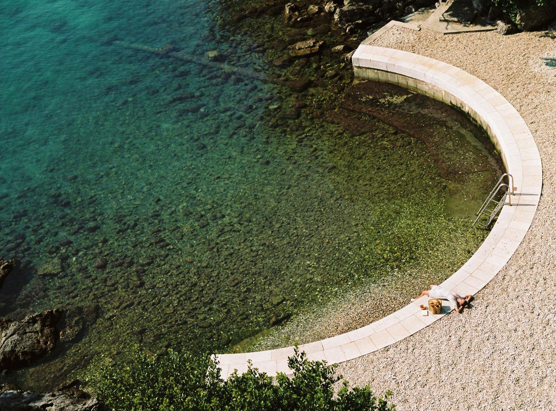 Отдыхаем на пляжах Хорватии с фотомоделью Мэдисон Хедрик / фото 14