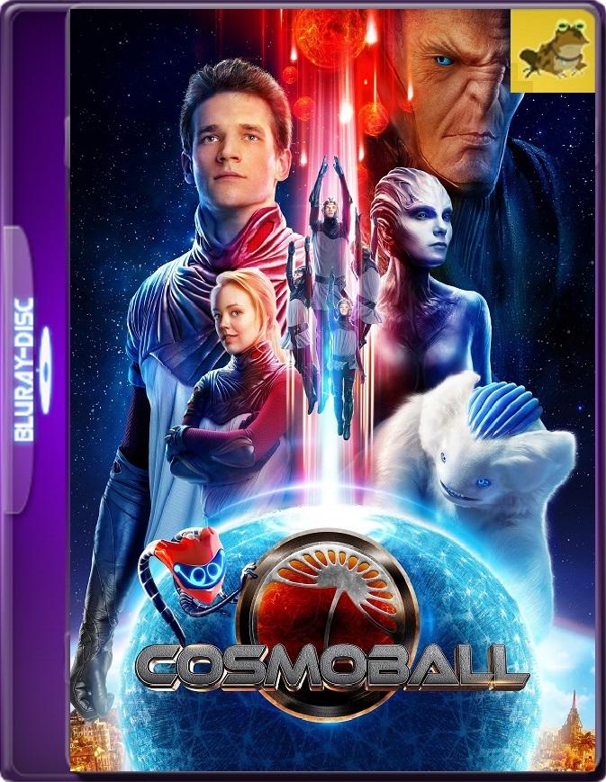 Cosmoball (2020) Brrip 1080p (60 FPS) Inglés Subtitulado