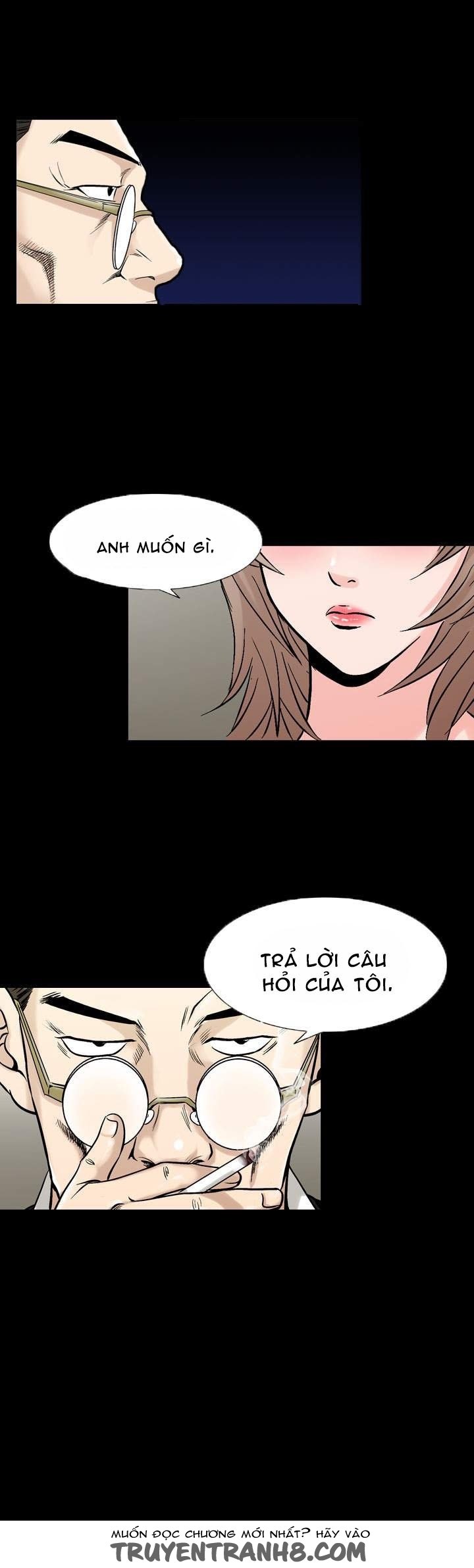 The Taste Of The Hand Chapter 60 - Trang 23