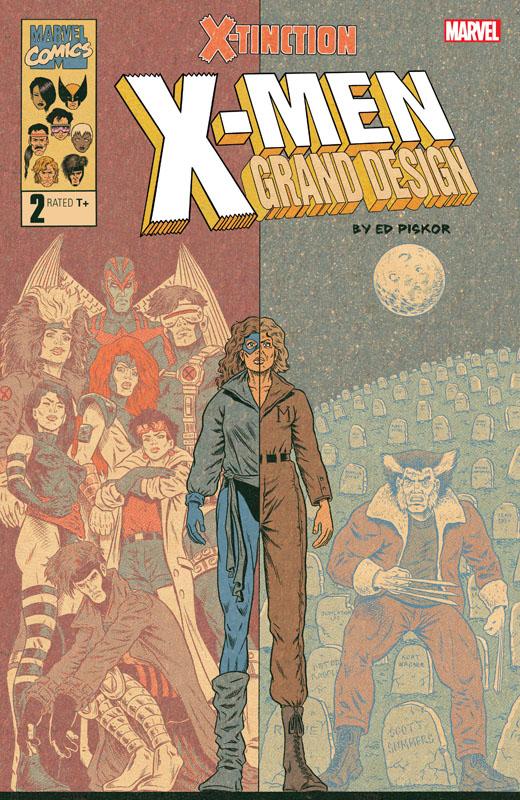 X-Men - Grand Design - X-Tinction #1-2 (2019)