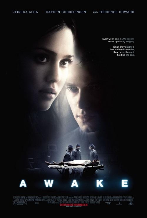 Przebudzenie / Awake (2007) MULTi.720p.BluRay.x264.DTS.AC3-DENDA / LEKTOR i NAPISY PL