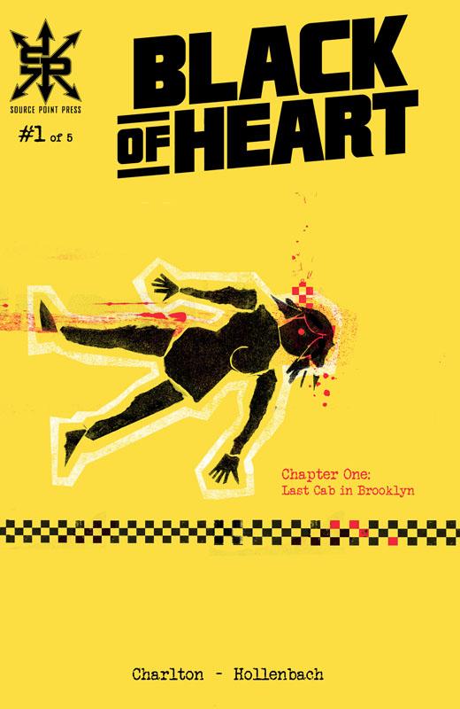 Black of Heart 001 (2020)