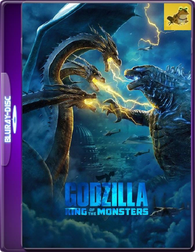 Godzilla 2: El Rey De Los Monstruos (2019) Brrip 1080p (60 FPS) Latino / Inglés