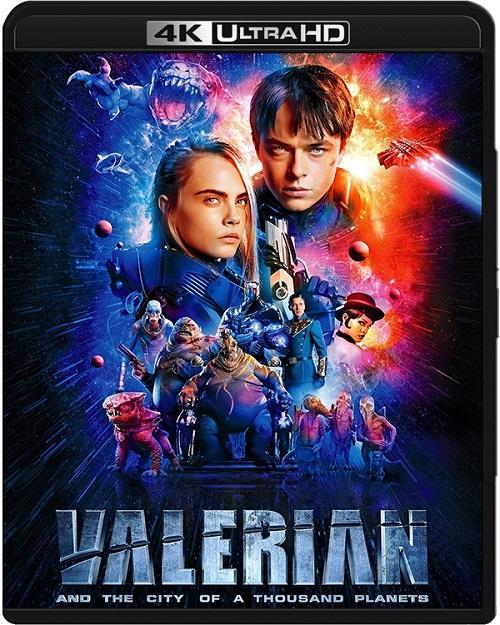 Valerian i Miasto Tysiąca Planet / Valerian and the City of a Thousand Planets (2017) V2.MULTi.REMUX.2160p.UHD.Blu-ray.HDR.HEVC.ATMOS7.1-DENDA /  LEKTOR, DUBBING i NAPISY PL