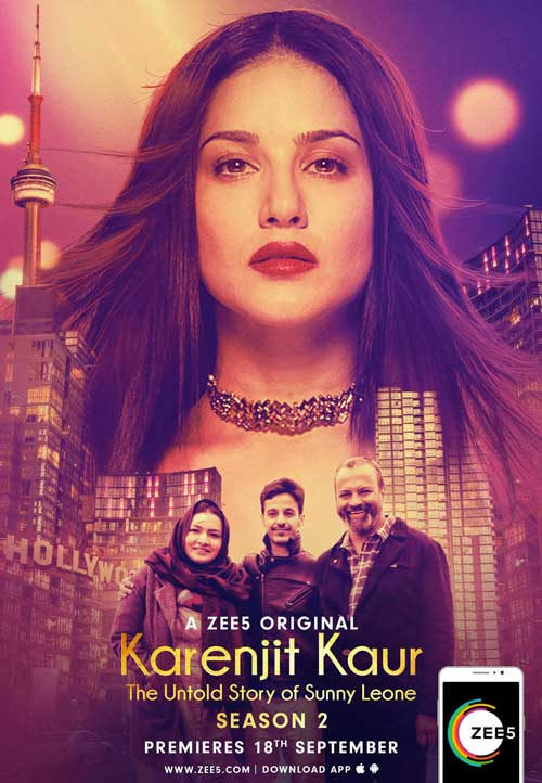 The Untold Story of Sunny Leone 2018 S02 Hindi 1080p WEBDL