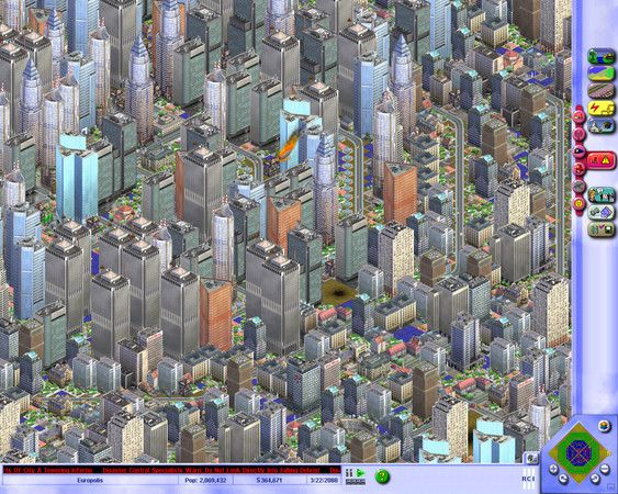 SimCity 3000 Unlimited Captura 3