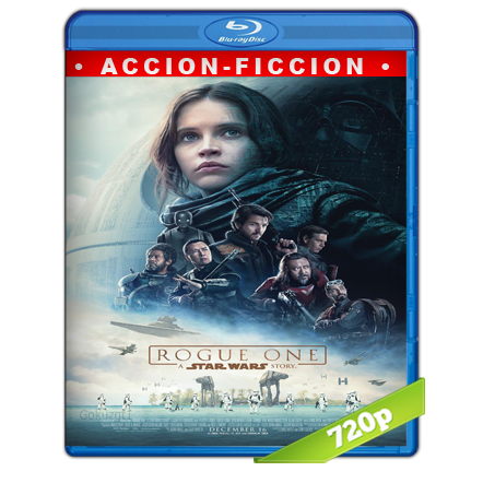 Rogue One Una Historia De Star Wars 720p Lat-Cast-Ing 5.1 (2016)