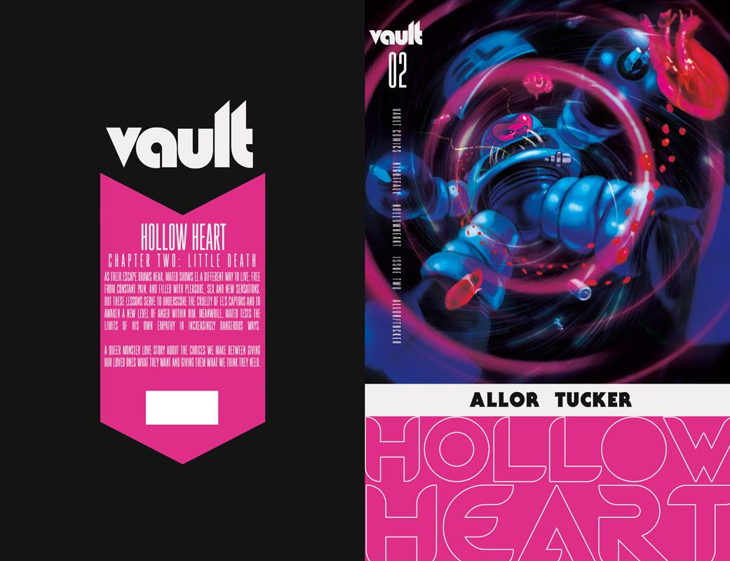 Hollow Heart #1-6 (2021)