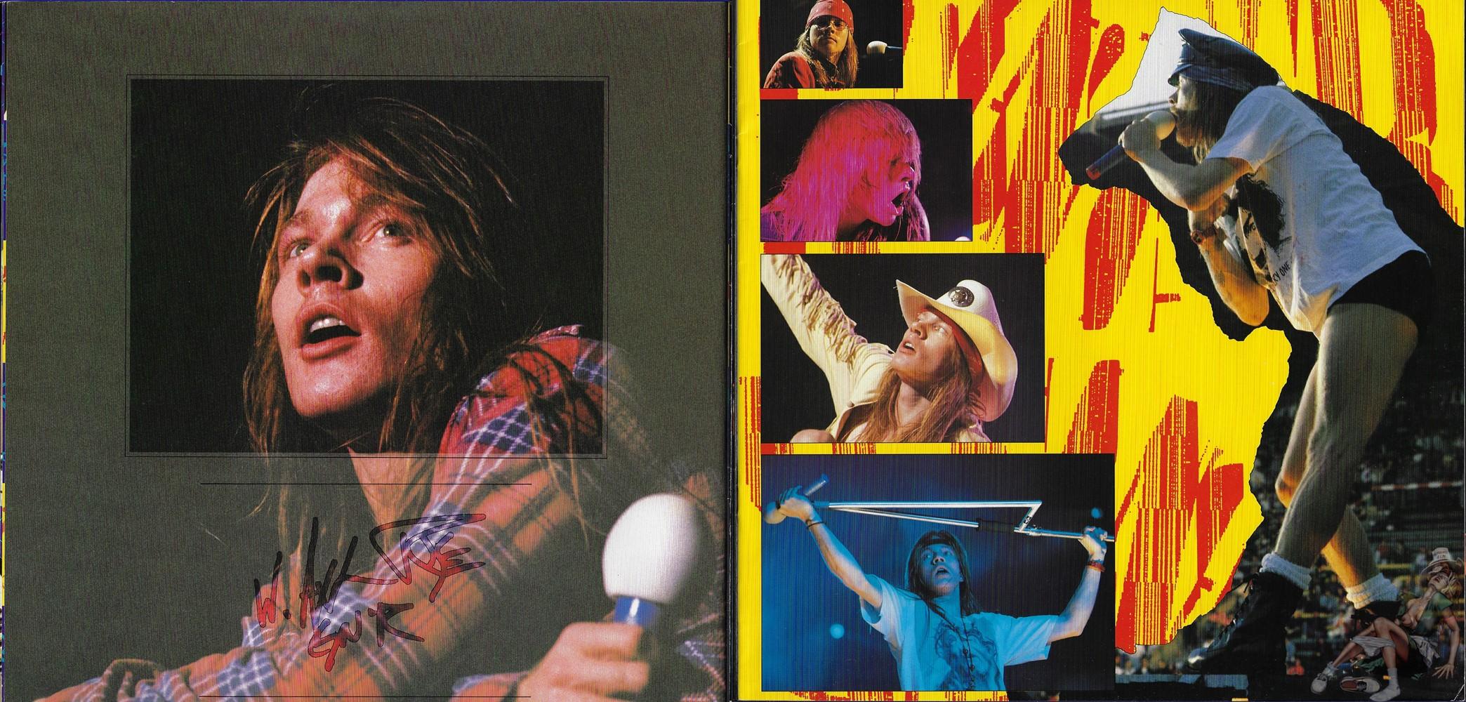 1993.MM.DD - Use Your Illusion Tour program Uk62LOIZ_o