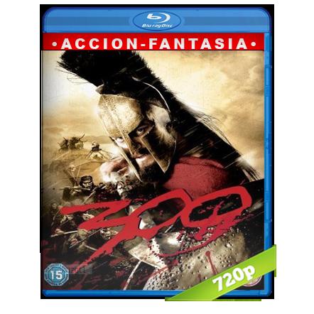 300 HD720p Audio Trial Latino-Castellano-Ingles 5.1 (2006)