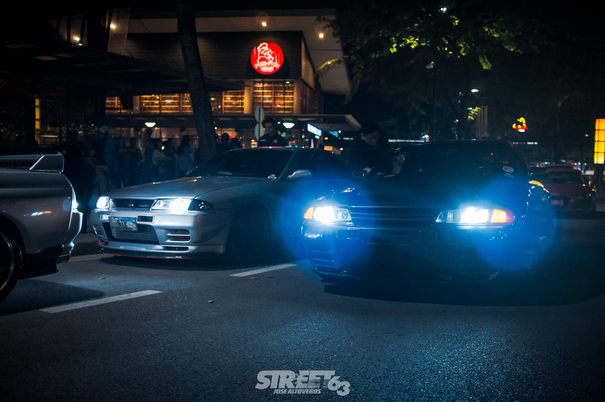 **Date Night with Godzillas:** An Evening with GT-R Club of the Philippines