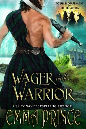 Wager with a Warrior - Emma Prince