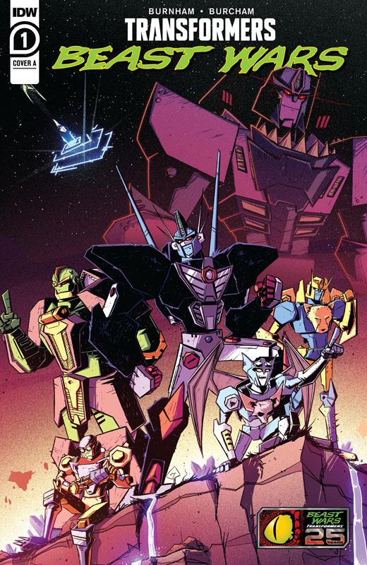 Transformers - Beast Wars #1-2 (2021)