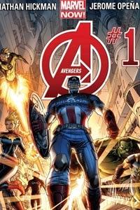 Avengers Marvel Now!