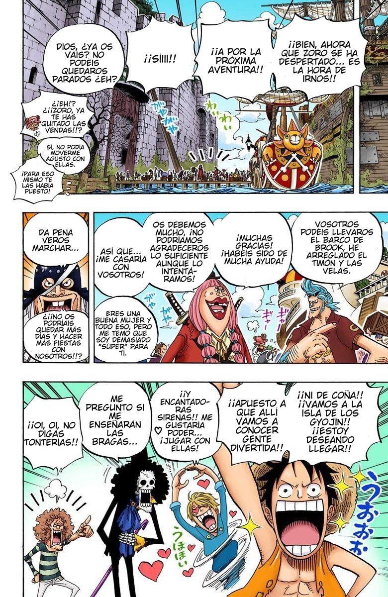 One Piece Manga 487-489 [Full Color] 6WEJWH67_o