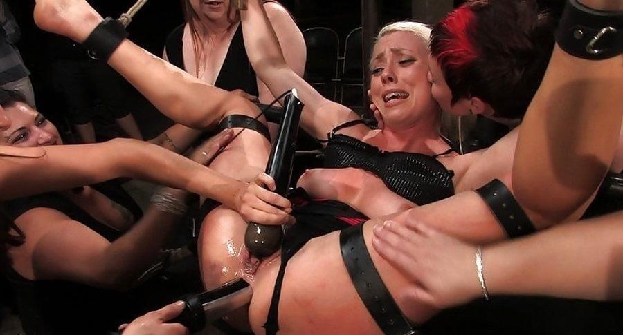 Lesbian bondage naked-8811
