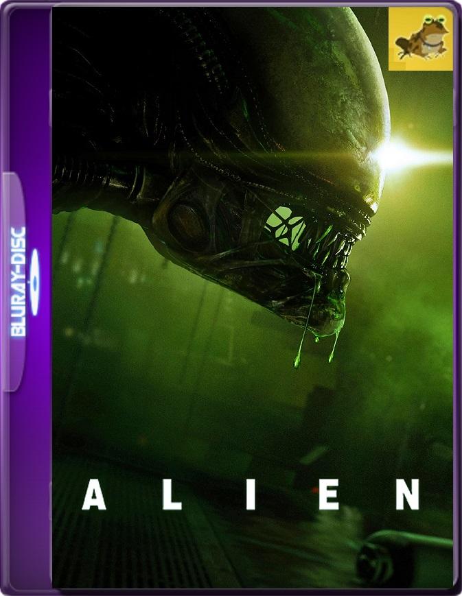 Alien: El Octavo Pasajero (1979) Brrip 1080p (60 FPS) Latino / Inglés