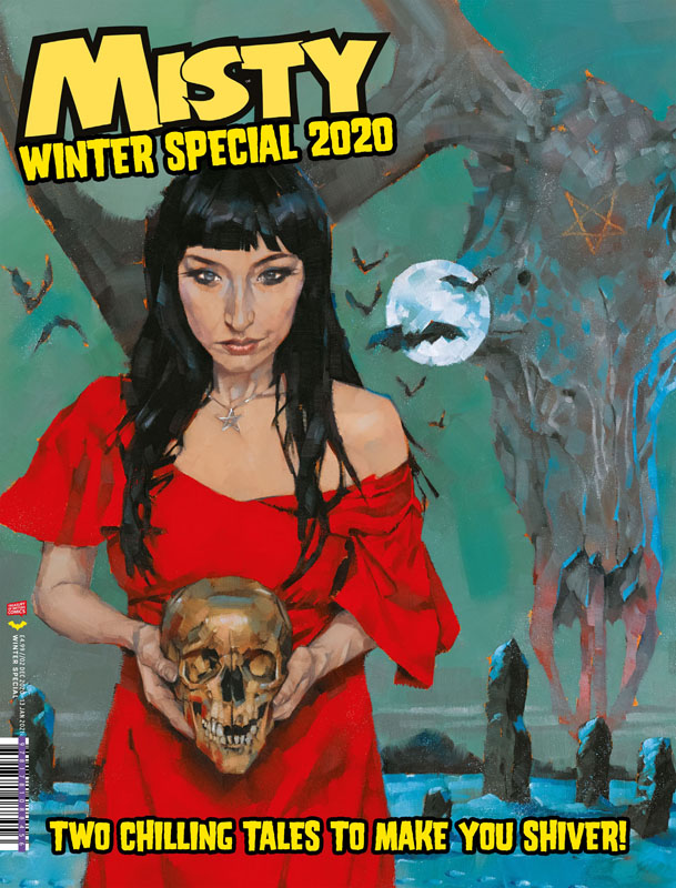 Misty Winter Special (2020)