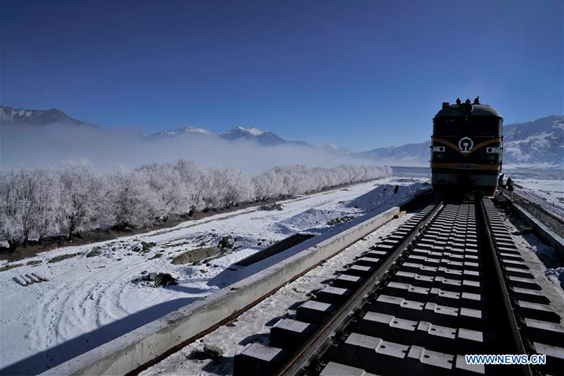 The Silk Road Economic Belt countries look forward to establishing direct road and rail links